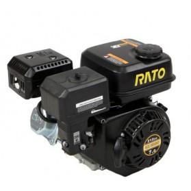 Silnik Rato R210 śr 19.05 mm 3/4 cala wał poziomy walcowy